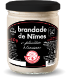 brandade de Nîmes - bocal & verrine