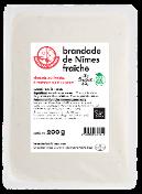 brandade de Nîmes Fraiche 40% barquette 200g